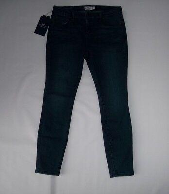 Creativo Vineyard Vines Leeward Lavaggio Vigneto Navy Jeans Aderenti Donna Taglia 10 Rt Aspetto Estetico