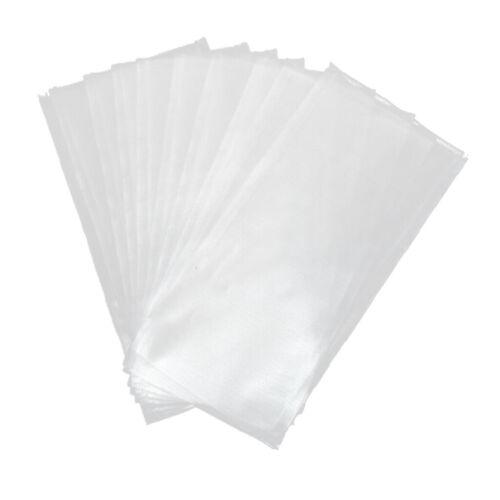 Wasserlöslich PVA Bags Beutel Tüten für Karpfenköder Angelköder Fischköder