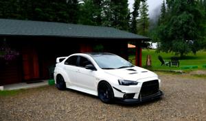 2015 Mitsubishi Evolution X Final Edition