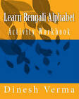 Learn Bengali Alphabet Activity Workbook by Dinesh Verma (Paperback / softback, 2009)