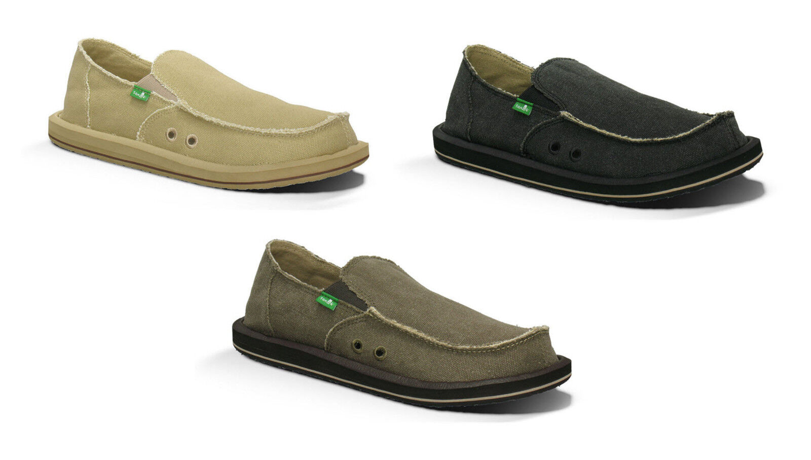 Scarpe casual da uomo  Sanuk Vagabond Sandali - - estate, Calzature, Slip On, lato Passeggiata Surfer, Scarpe