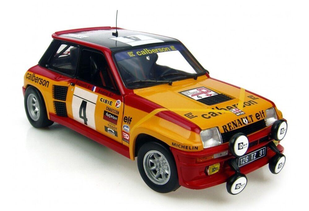 Renault 5 Turbo Ragnotti-Andrié  Tour Tour Tour de France  1980 (UH 1 18   4533) f311fe