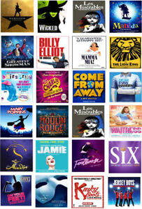 Broadway-Musical-Theatre-Posters-Theme-Edible-Wafer-Paper-Cake-Toppers-x-24
