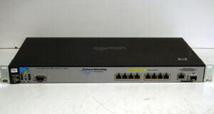 HP-ProCurve-J8762A-2600-8-PWR-10-Port-8x-10-100-2x-Gigabit-T-SFP-miniGBIC-Switch