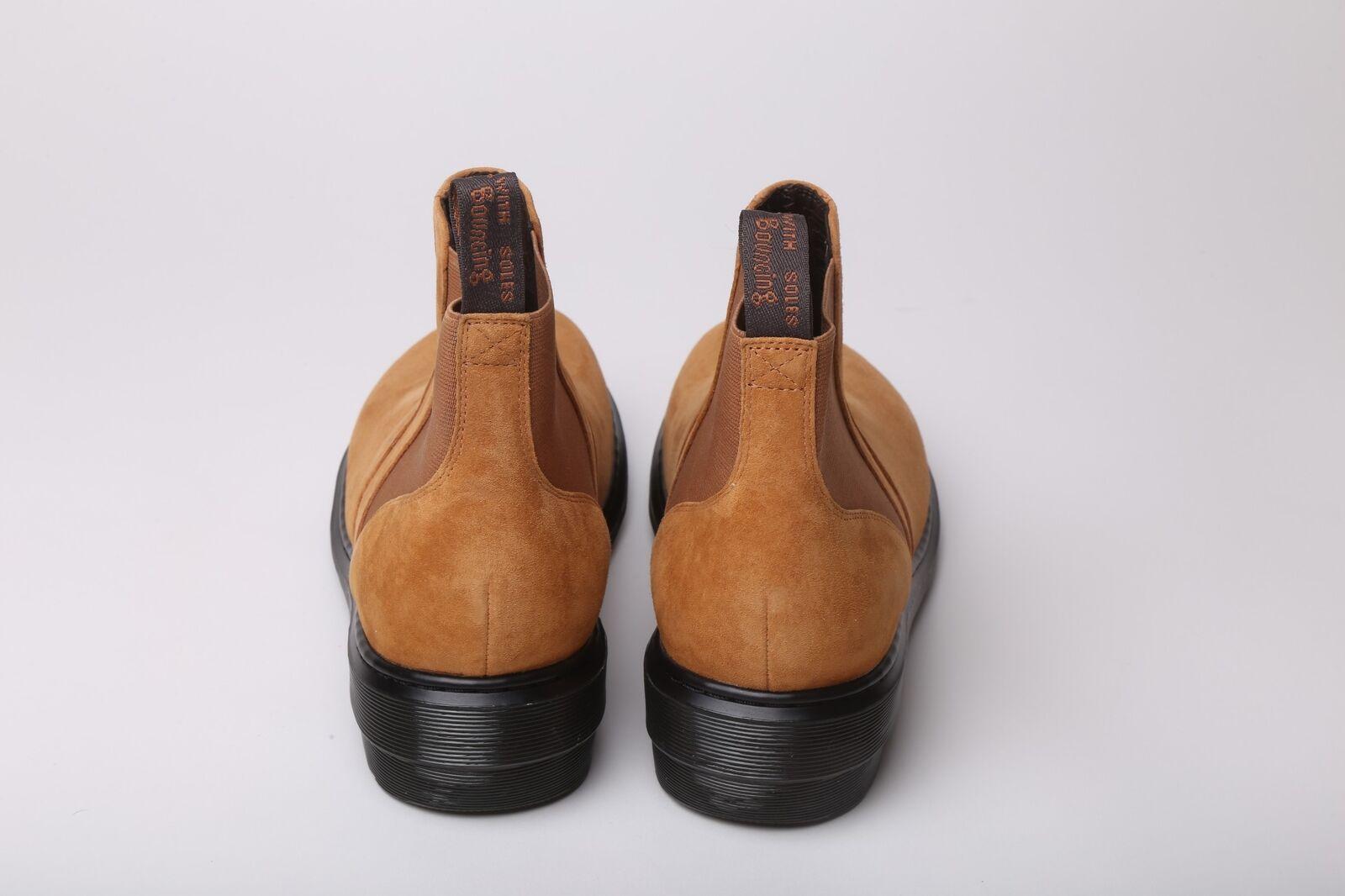 Dr Martens Pamela Women's US Tan Size 10 Tan US Nubuck Ankle Boots c9f4e8