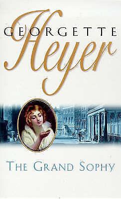 The Grand Sophy, Heyer, Georgette, Very Good Book