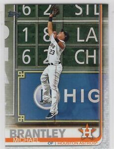 2019-Topps-Baseball-Houston-Astros-Team-Set-Series-1-2-and-Update-38-Cards