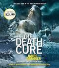 The Death Cure (Maze Runner, Book Three) by James Dashner (CD-Audio, 2015)