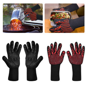 932-F-Silicone-Extreme-Heat-Resistant-Cooking-Oven-Mitt-BBQ-Hot-Grilling-Gloves