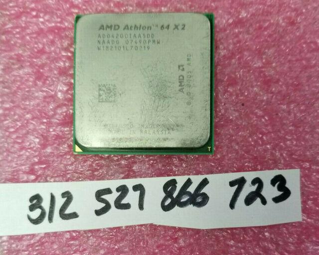 CPU Free shipping AMD Athlon 64 X2 4200 2.2 GHz Dual-Core AM2