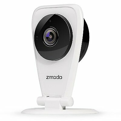 Zmodo EZCam 720p HD WiFi Wireless Surveillance IP Camera with Two Way Audio