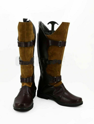 Guardians of the Galaxy Star Lord Peter Jason Quill cosplay shoes Boots Tailored