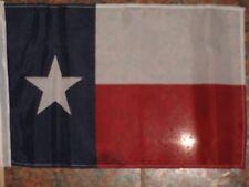 """8x12 Texas Sleeve garden boat car Flag 8""""x12"""" sleeve pole banner"""