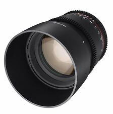Samyang VDSLR II 24mm T1.5 Cine Wide Angle Lens for Sony E Mount