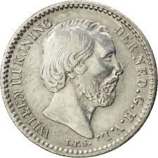[#26858] Pays-Bas, Willem III, 10 Cents 1885, KM 80