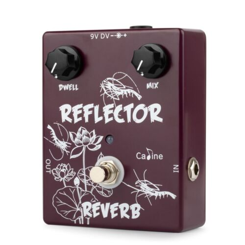 Reverb Guitar Effects Pedal Caline CP-44 Reflector