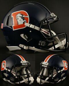 DENVER-BRONCOS-NFL-Riddell-SPEED-Full-Size-Authentic-Football-Helmet