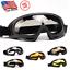 Adults-Winter-Snow-Sports-Goggles-Ski-Snowmobile-Snowboard-Skate-Glasses-Eyewear thumbnail 1