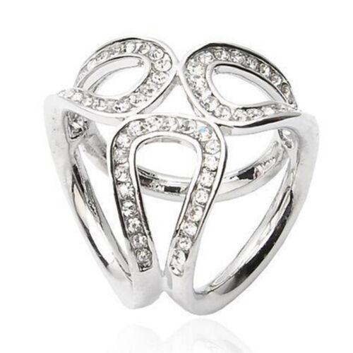 Écharpe soie anneau boucle clip femme délicat-foulard-porte-boucle-fleur *tr