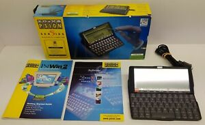Psion Series 5 [Boxed] Tested&Working. Books (English) Datacable. WorldwideShip!