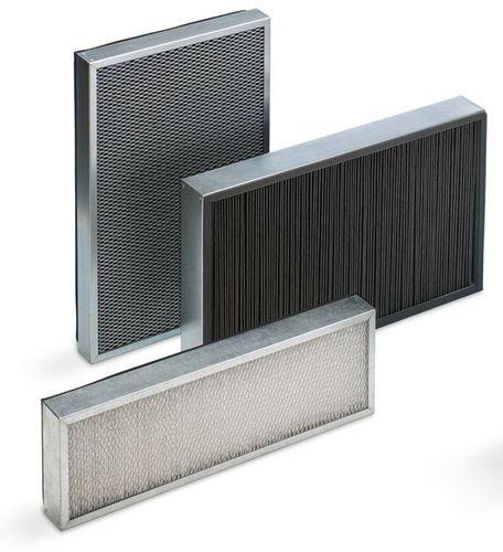 Kehrmaschinenfilter Tennant S 12 Kastenfilter Filterelement auswaschbares Poly
