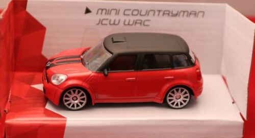 ** mini countryman jcw wrc *** Italian Design *** escala 1:43 ** Mondo motors ** nuevo