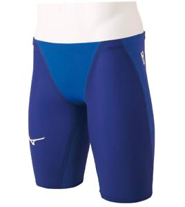 MIZUNO-Swim-suit-Men-2019-GX-SONIC-IV-ST-FINA-Blue-N2MB9001-M-Medium-From-JP