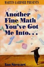 Another Fine Math You've Got Me Into---ExLibrary