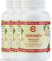Myomin (120 Caps/bottle) - By Chi Health 3-pack