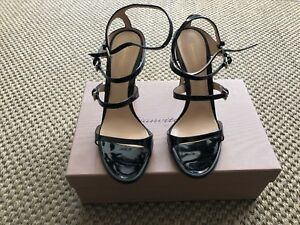 910747264 Image is loading NIB-Stunning-Gianvito-Rossi-Carey-High-Sandals-in-