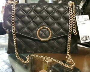 H-amp-M-Small-Quilted-Crossbody-Shoulder-Bag-9-034-x6-034-x3-75-034