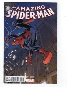 AMAZING SPIDERMAN 20.1 1st PRINT COVER