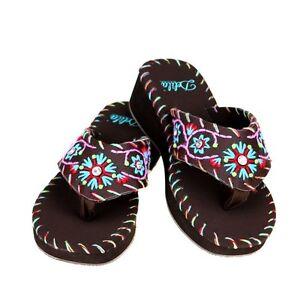 Montana-West-Delila-Flip-Flop-Embroidery-Rhinestone-Leather-Upper-Western-Sandal