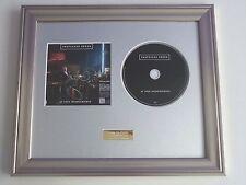 SIGNED/AUTOGRAPHED PROFESSOR GREEN -AT YOUR INCONVENIENCE CD FRAMED PRESENTATION