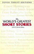 THE WORLD'S GREATEST SHORT STORIES paperback book FREE SHIPPING Hemingway Kafka