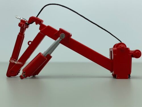 1//64 SPECCAST PARTS RED TOW TRUCK WRECKER BOOM