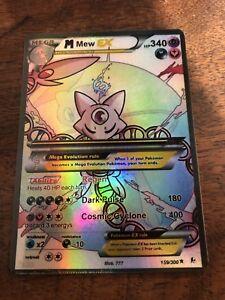 Leggi La Descrizione Pokemon Gx Ex Mega Orica Proxy Mega M Mew Full Art Foil Cvorglsu-07224125-916799068