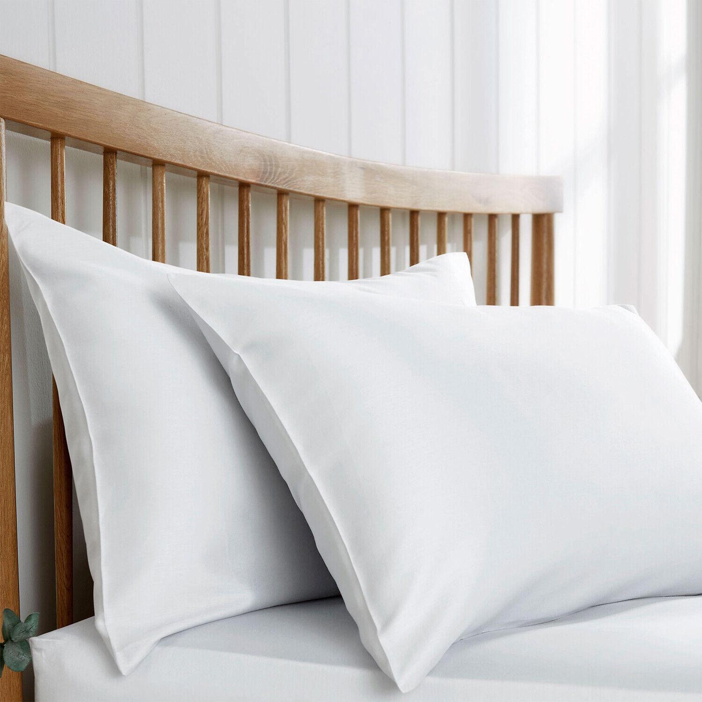2 Pack Luxury Ultra Loft Jumbo Super Bounce Back Pillows Set of 2