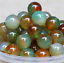 Wholesale-50Pcs-6mm-Natural-Gemstone-Round-Spacer-Loose-Beads-Jewelry-Making miniature 24