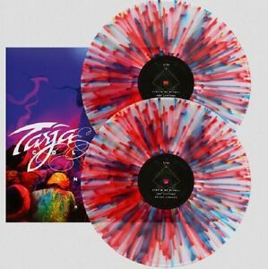TARJA-Colours-in-the-Dark-2LP-Vinyl-clear-splatter-NIGHTWISH