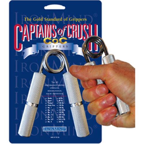 Captains of Crush 2-Pack Hand Gripper Sport 80 lb