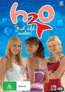 E2 Brand New Sealed H2o H20 Just Add Water Vol 6 Dvd 2008 5