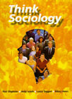 Think Sociology by Andrew Leach, Dr. Hilary Jones, Laura Taggart, Paul Stephens (Paperback, 1998)