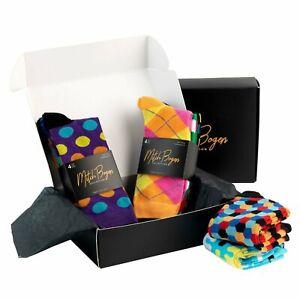 Mitch-Bogen-Mens-Cotton-Dress-Socks-Colorful-Fashion-Crew-Socks-8-Pack-Gift-Box
