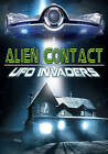 Alien Contact: UFO Invaders (DVD, 2016)