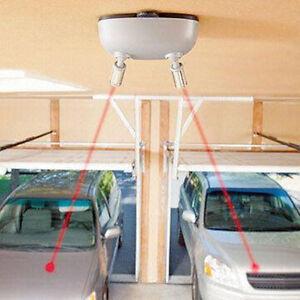 garage easy parking assist dual laser motion sensor aid guide parking system ebay. Black Bedroom Furniture Sets. Home Design Ideas