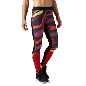 Image is loading Trousers-Reebok-One-Series-Tights-Womens-Leggings- Compression-