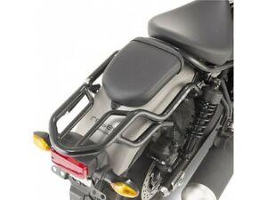 Sr1160 - Givi Attacco Bauletto Monokey/monolock Honda Cmx 500 Rebel (17 > 18) Brillant