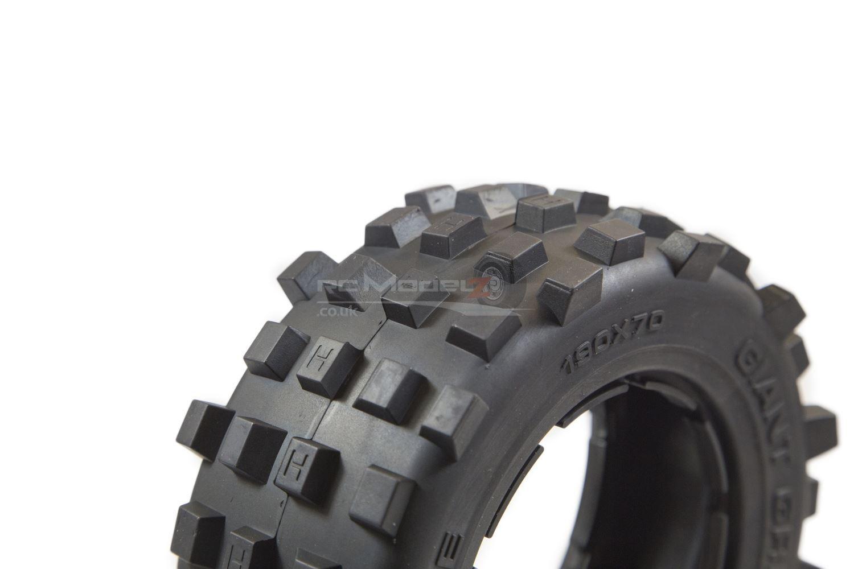 Mad Max GIGANTE Grip Pneumatici-Set completo per X2 30  ° KM N DNT DNB Losi 5ive Rovan LT  fino al 65% di sconto