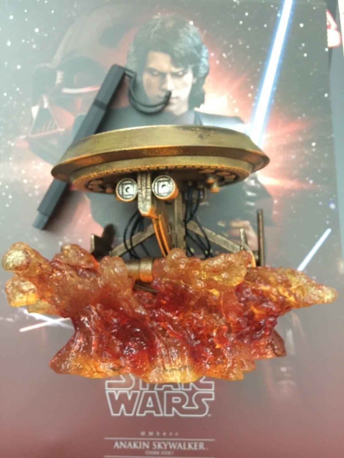 Calientegiocattoli estrella guerras  Anakin  cielowalker ( Dark Side) MMS486 - LED droid PLATFORM SET  forniamo il meglio